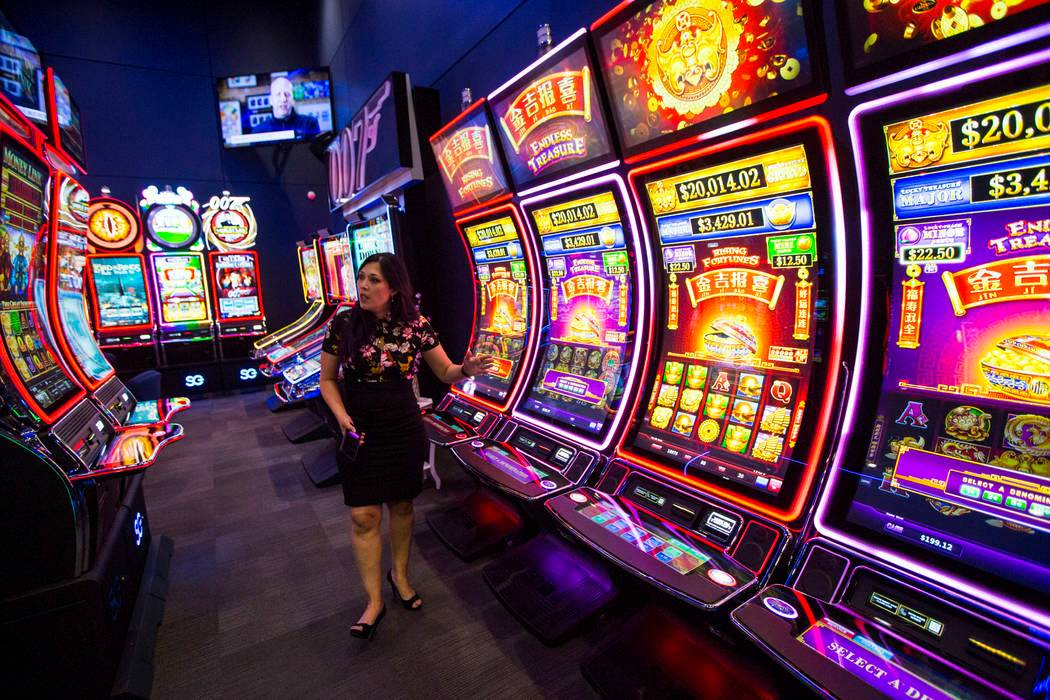 Different types of slot machines to try